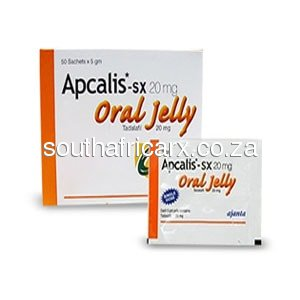Buy Apcalis SX Oral Jelly in South Africa