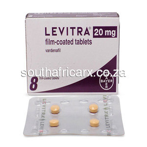 Buy Brand Levitra in South Africa