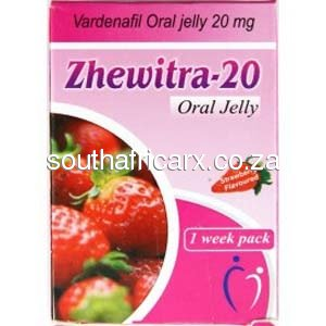 Buy Levitra Oral Jelly in South Africa
