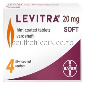 Buy  Levitra Soft in South Africa