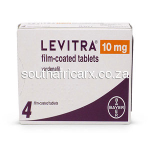Buy Levitra in South Africa