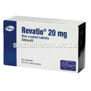 Buy Revatio in South Africa